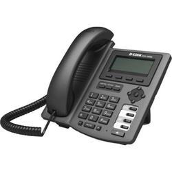 IP-телефон D-Link DPH-150SE/F4А/F4B (черный)