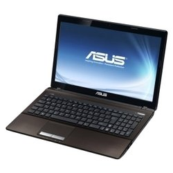 "asus k53sd (core i3 2370m 2400 mhz/15.6""/1366x768/6144mb/500gb/dvd-rw/nvidia geforce gt 610m/wi-fi/bluetooth/dos)"