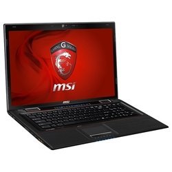 "msi ge70 0nc (core i5 3230m 2500 mhz/17.3""/1920x1080/4096mb/750gb/dvd-rw/nvidia geforce gt 650m/wi-fi/bluetooth/dos)"