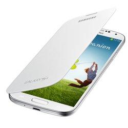 Чехол для Samsung Galaxy S4 i9500 / i9505 Samsung EF-FI950BWEGRU  (белый)