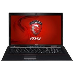 "MSI GE70 0ND (Core i5 3230M 2600 Mhz/17.3""/1920x1080/8192Mb/1000Gb/DVD-RW/NVIDIA GeForce GTX 660M/Wi-Fi/Bluetooth/DOS)"