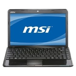 "MSI Wind U270 (C-60 1000 Mhz/11.6""/1024x600/2048Mb/320Gb/DVD нет/ATI Radeon HD 6290/Wi-Fi/DOS)"