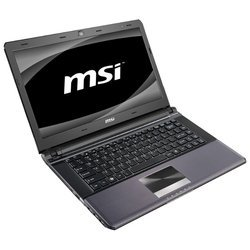 "msi x-slim x460dx (core i5 2430m 2400 mhz/14.0""/1366x768/4096mb/500gb/dvd-rw/wi-fi/bluetooth/win 7 hb)"