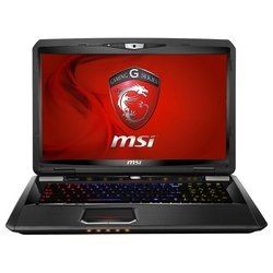 "MSI GT70 0ND (Core i7 3610QM 2300 Mhz/17.3""/1920x1080/16384Mb/814Gb/BD-RE/NVIDIA GeForce GTX 675M/Wi-Fi/Bluetooth/Win 7 HP 64)"