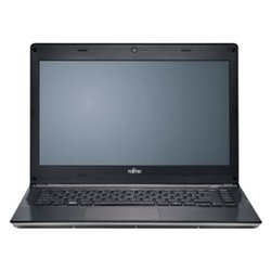 "Fujitsu LIFEBOOK UH552 (Core i5 3317U 1700 Mhz/13.3""/1366x768/4096Mb/500Gb/DVD нет/Intel HD Graphics 4000/Wi-Fi/Bluetooth/Win 7 HP 64)"