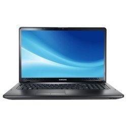 """Samsung 350E7X-S03 (Core i3 3120M 2500 Mhz, 17.3"""", 1600x900, 4096Mb, 750Gb, DVD-RW, AMD Radeon HD 7670M, Wi-Fi, Bluetooth, DOS) черный"""
