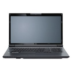 "Fujitsu LIFEBOOK NH532 (Core i5 3210M 2500 Mhz/17.3""/1600x900/4096Mb/750Gb/DVD-RW/NVIDIA GeForce GT 640M LE/Wi-Fi/Bluetooth/DOS)"