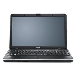 "fujitsu lifebook ah512 (pentium b960 2200 mhz/15.6""/1366x768/4096mb/750gb/dvd-rw/intel gma hd/wi-fi/bluetooth/dos)"