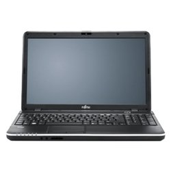 "Fujitsu LIFEBOOK A512 (Pentium B960 2200 Mhz/15.6""/1366x768/4096Mb/320Gb/DVD-RW/Intel GMA HD/Wi-Fi/Bluetooth/DOS)"