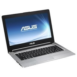 "asus s46cm (core i5 3317u 1700 mhz/14""/1366x768/4096mb/500gb/dvd-rw/nvidia geforce gt 635m/wi-fi/bluetooth/dos)"