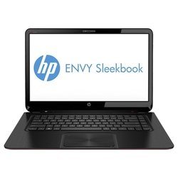 "hp envy sleekbook 6-1252er (core i5 3337u 1800 mhz/15.6""/1366x768/6144mb/500gb/dvd нет/wi-fi/bluetooth/win 8 64)"