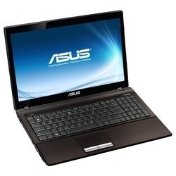 "asus k53br (e-450 1650 mhz/15.6""/1366x768/3072mb/500gb/dvd-rw/wi-fi/dos)"