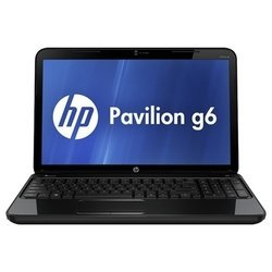 "hp pavilion g6-2204er (a6 4400m 2700 mhz/15.6""/1366x768/6144mb/500gb/dvd-rw/wi-fi/bluetooth/win 8 64)"