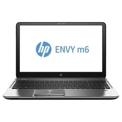 "hp envy m6-1220er (a10 4600m 2300 mhz/15.6""/1366x768/6144mb/500gb/dvd-rw/wi-fi/bluetooth/win 8 64)"