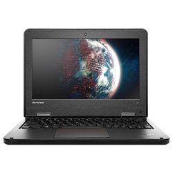 "lenovo thinkpad 11e (celeron n2930 1830 mhz/11.6""/1366x768/4gb/320gb/dvd нет/intel gma hd/wi-fi/bluetooth/win 7 prof)"