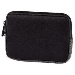 Универсальная сумка для навигаторов (Hama Edition II S3 H-91370) (черный) (неопрен)