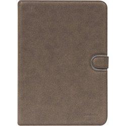 Универсальный чехол-подставка для планшета 10.1 (Defender Velvet uni 26060) (коричневый)