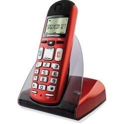 Sagemcom D27T (красный, люкс)