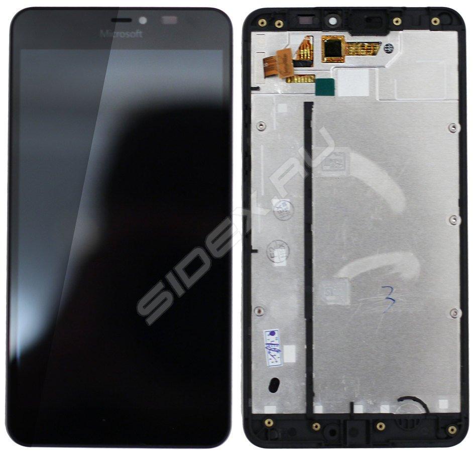 Microsoft Lumia 640 XL 3G дисплей