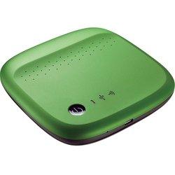 Внешний жесткий Seagate Wireless 500Gb (STDC500401) (зеленый)