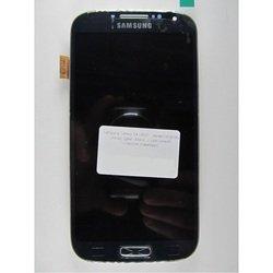 Дисплей для Samsung Galaxy S4 i9500 с тачскрином и панелью (70064) (черный)