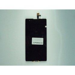 Дисплей для Sony Xperia T2 Ultra Dual D5322 с тачскрином (66283) (черный)