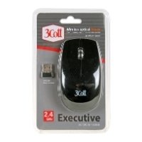 3cott 3c-wlm-188br black-red usb