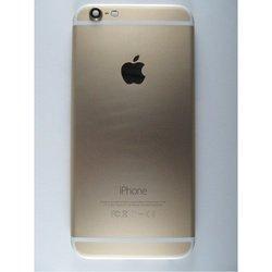Корпус для Apple iPhone 6 c боковыми клавишами (69873) (золотистый)