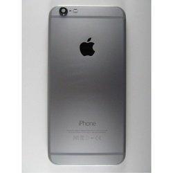 Корпус для Apple iPhone 6 c боковыми клавишами (69874) (серый)