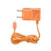 Сетевое зарядное устройство для Apple 8-pin Lightning (0L-00000695) (оранжевый) - Сетевое зарядное устройствоСетевые зарядные устройства<br>Сетевая зарядка подходит для мобильных устройств с питанием через разъем Lightning.<br>