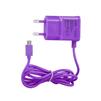 Сетевое зарядное устройство microUSB (0L-00000686) (фиолетовый) - Сетевое зарядное устройствоСетевые зарядные устройства<br>Сетевая зарядка подходит для мобильных устройств с питанием через разъем microUSB.<br>