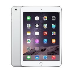 apple ipad mini 3 16gb wi-fi + cellular (серебристый) :
