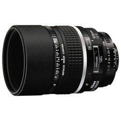 Объектив Nikon AF DC-Nikkor 105mm f/2D (байонет Nikon F) :
