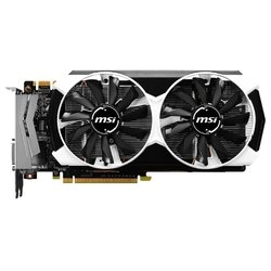 MSI GeForce GTX 960 1178Mhz PCI-E 3.0 2048Mb 7010Mhz 128 bit 2560x1600 DVI HDMI HDCP RTL