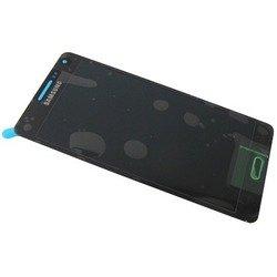Дисплей для Samsung Galaxy A5 A500F в сборе (0L-00001718) (черный)