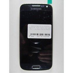 Дисплей с тачскрином для Samsung Galaxy S4 mini i9190, i9192, i9195 с панелью (70066) (черный)