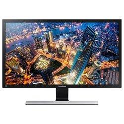 Samsung U28E590D (черный)