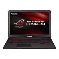 "asus rog g751jl (core i7 4720hq 2600 mhz/17.3""/1920x1080/12.0gb/2000gb/dvd-rw/nvidia geforce gtx 965m/wi-fi/bluetooth/win 8 64)"