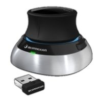 3dconnexion spacemouse wireless black usb