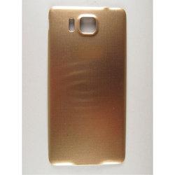 Задняя крышка для Samsung Galaxy Alpha G850 (70134) (золотистый)