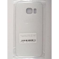 Задняя крышка для Samsung Galaxy S6 Edge G925F (70289) (белый)