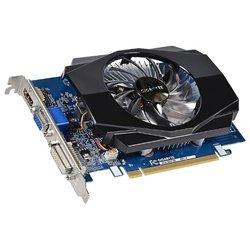 GIGABYTE GeForce GT 730 700Mhz PCI-E 2.0 2048Mb 1600Mhz 128 bit DVI HDMI HDCP RTL