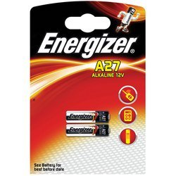 Алкалиновая батарейка A27 (Energizer Classic L828/MN27 639333) (2 шт.)