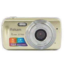 Rekam iLook S750i (золотистый)