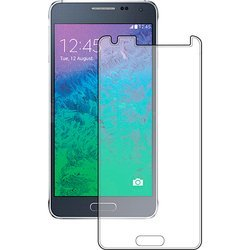 Защитное стекло для Samsung Galaxy Alpha G850F (Glass 3378) (прозрачное)