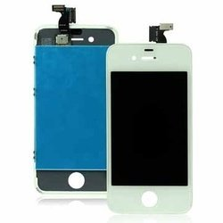 Дисплей с тачскрином для Apple iPhone 4S (45835) (белый)