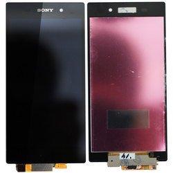 Дисплей для Sony Xperia Z1 C6903 с тачскрином (70303) (черный)