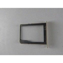 Держатель SIM карты, microSD для Samsung Galaxy A3 A300F, A5 A500F, A7 A700F (70114) (золотистый)