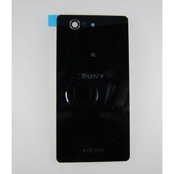 Задняя крышка для Sony Xperia Z3 Compact D5803 (65933) (черный)