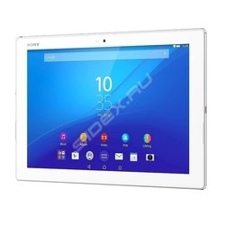 sony xperia z4 tablet 32gb wifi (sgp712ru/w) (белый) :::